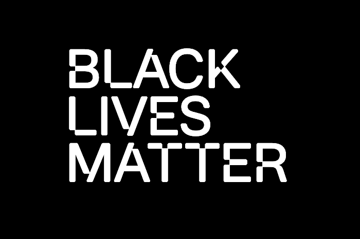 Image displaying the words: Black Lives Matter