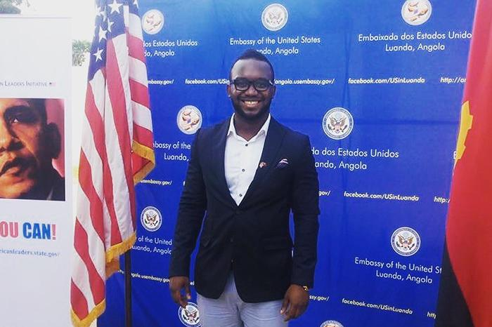 Ben Paulo, who studied MSc Technology Entrepreneurship at UCL School of Management, has been selected for a Mandela Washington Fellowship