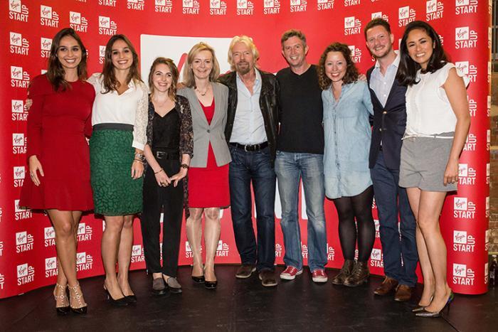 Double Dutch at the Virgin Startup 2015 Foodpreneur Festival