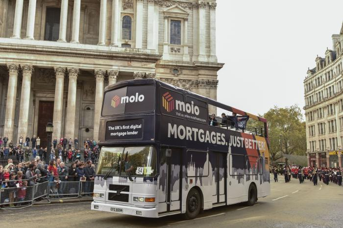 UCL's Information Management for Business (IMB) students learned about Molo Finance - the UK's first fully-digital mortgage lender
