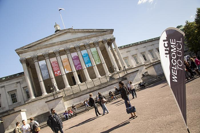 UCL remains one of the top seven universities in the world, according to the latest QS Rankings